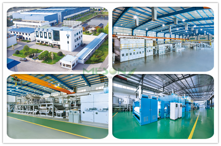 Meson:a leading manufacturer of spunlace non woven in china